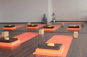 Yoga-Kursraum Büttelborn Silke