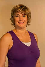 Silke Wagner, Apothekerin und zertifizierte Yoga-Lehrerin aus Groß-Gerau.