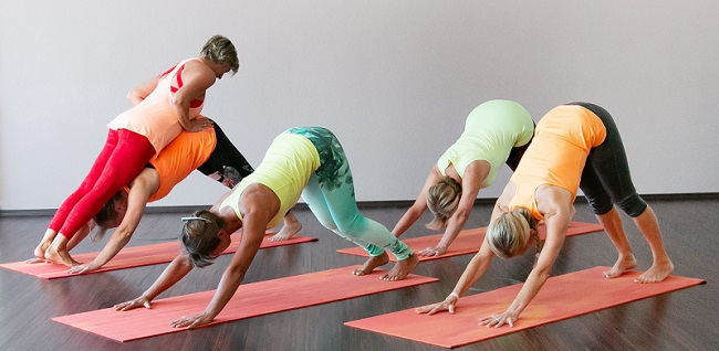 Kurse 1fach Yoga in Büttelborn