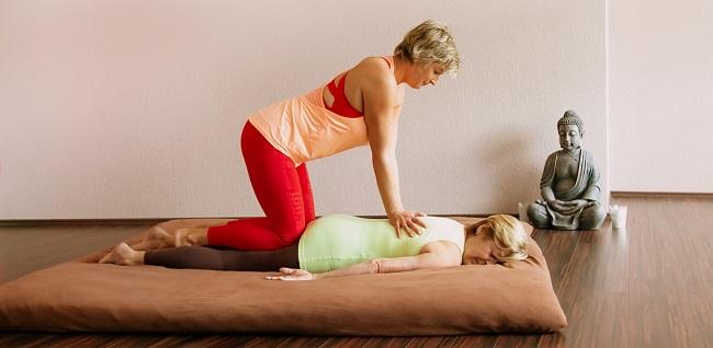 Thai Yoga Massage individuell Silke Wagner Büttelborn