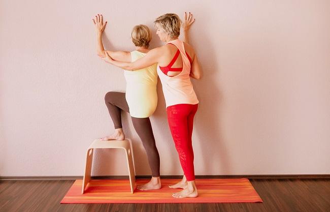 Yoga 50+ Silke Wagner Büttelborn