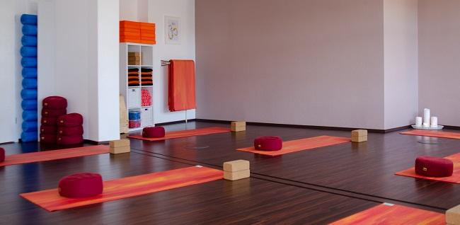 Kursraum 1fach Yoga Büttelborn