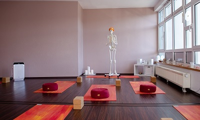 Yoga Kurse im Studio bei 1fach Yoga