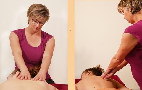 Myofasziale Triggerpunkt Massage